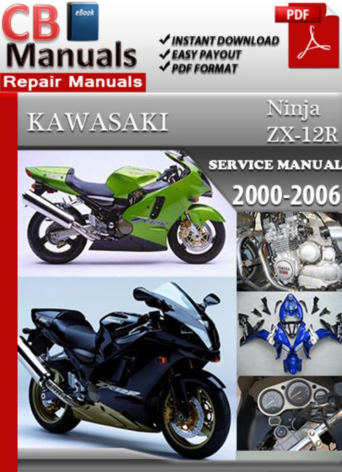 Factory Pdf Manuals  Kawasaki Zx