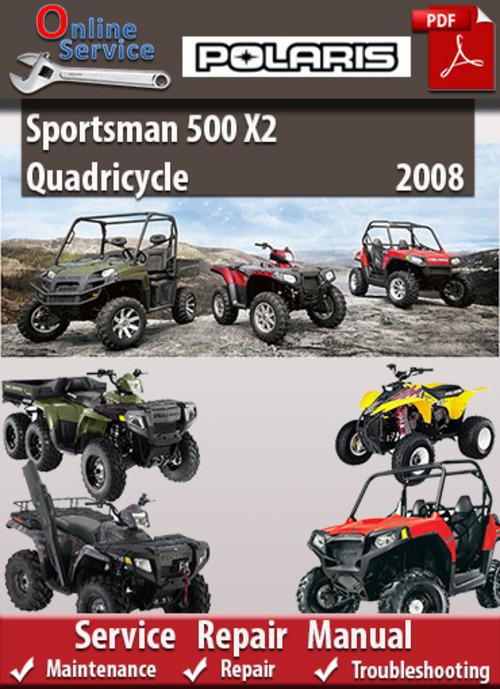 2008 polaris sportsman 500 service manual pdf