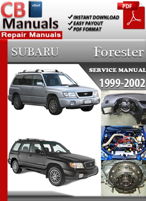 Subaru Manual Best Repair Manual Download