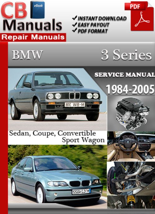 bmw 3 series 1984 2005 online service repair manual. Black Bedroom Furniture Sets. Home Design Ideas