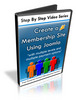 Thumbnail Creat a Membership Site Using Joomla 1.5