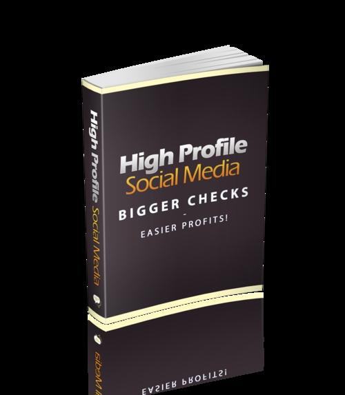 Pay for High Profile Social Media (PLR)