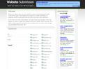 Thumbnail Website Submission Script