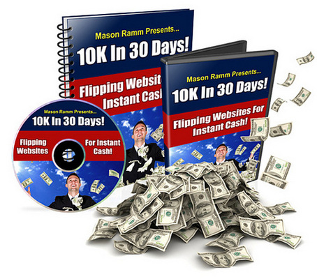 Pay for Flipping Websites For Instant Cash - Video Series