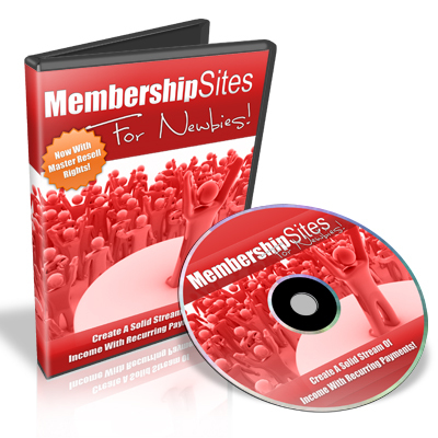 Pay for Membership Sites For Newbies - Video Series