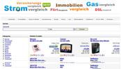 Thumbnail Preisvergleich Software im Web 2.0 Design