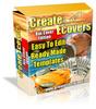 Thumbnail EZ Edit Software Box Templates W/PLR