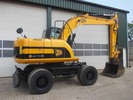Thumbnail JCB JS130W,JS150W Tracked Excavators Service Repair Manual