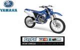 Thumbnail Download Service & repair manual Yamaha WR250F 2005