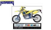 Download Service & repair manual Husaberg models 2004