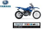 Thumbnail Download Service & repair manual Yamaha TT-R90 2006