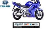 Thumbnail Download Service & repair manual Yamaha FJR1300 2001