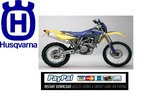 Thumbnail Download Service manuel Husqvarna SM610, TE 610IE 2008