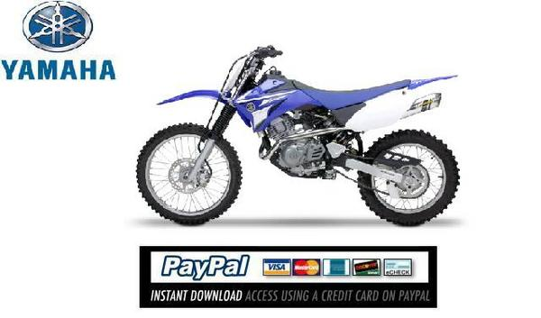 Pay for Download Service & repair manual Yamaha TT-R125 2008