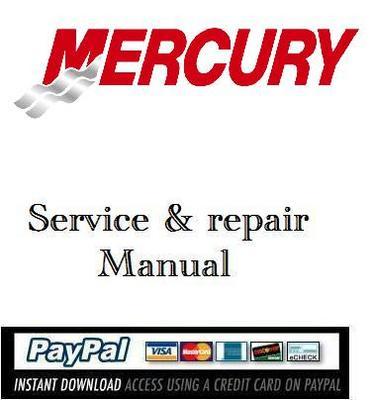 MERCURY Manual – Best Repair Manual Download