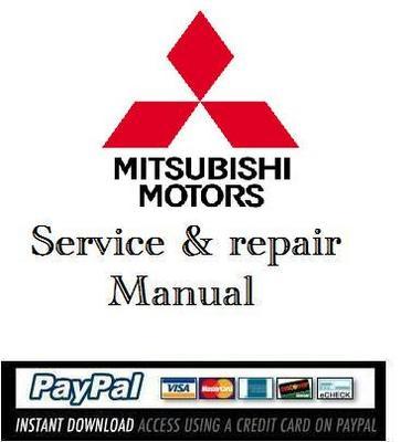 download service repair manual mitsubishi 4m41 engine download rh tradebit com mitsubishi 4m41 repair manual