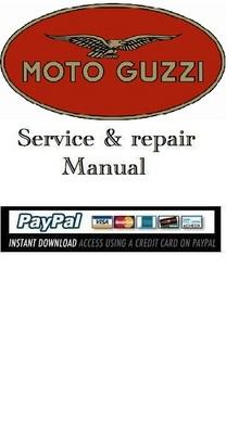 download service repair manual moto guzzi breva 1100. Black Bedroom Furniture Sets. Home Design Ideas