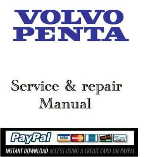 Download Volvo Penta EFI diagnostic manual - Download Manuals &...