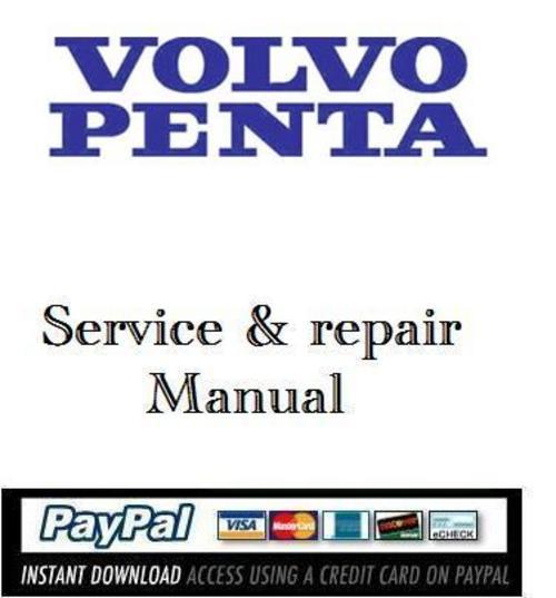 Pay for Download VOLVO PENTA EGC diagnostic manual