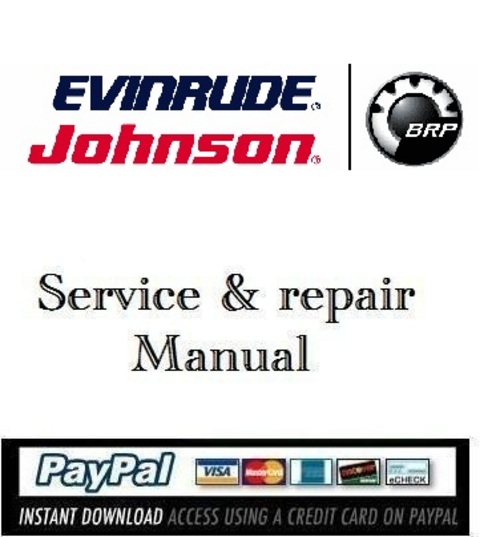 Download Service manual Evinrude E-TEC 40-65 hp 2009