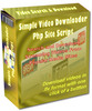 Thumbnail Simple Video Downloader Php Script