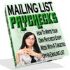 Thumbnail Mailing List Paychecks - How to Write Your Own Paycheck
