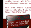 Thumbnail Cost Per Action Learn Profits Online Guide
