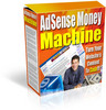 Thumbnail Google Adsense Money Machine (turn your content into cash)