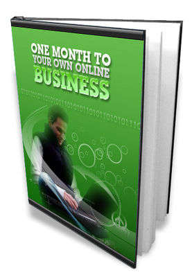 Pay for Create Your Own Online Internet Business In Just One Month
