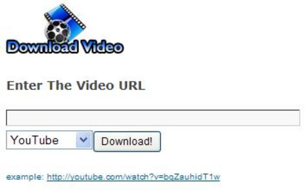 Pay for Download Streaming Videos From Popular Social Media WebSites
