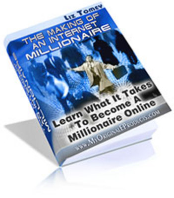 Pay for Making Of An Internet Millionaire Ebook
