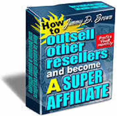 Pay for Become a Super Affiliate Outsell other Resellers