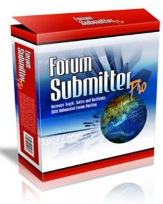 Pay for Forum Submitter Pro Software