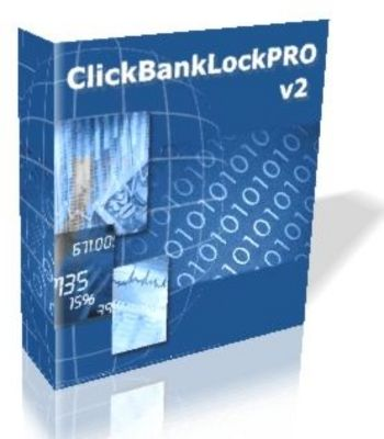 Pay for Clickbank Lock PRO Affiliate Security System