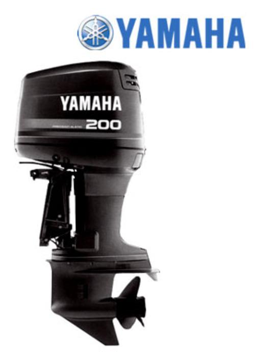 Yamaha n mariner outboard service repair manual 4 stroke for Yamaha motor credit card