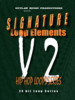 Thumbnail Hip Hop Loops and Drum Loops:SIGNATURE LOOP ELEMENTS-Volume 2-Hip Hop Song Construction Loops
