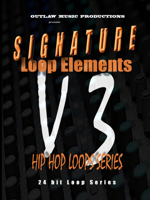 Pay for Hip Hop Loops l Acid Loops l Royalty Free Loops :SIGNATURE LOOP ELEMENTS 3