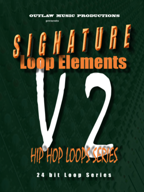 Pay for Hip Hop Loops and Drum Loops:SIGNATURE LOOP ELEMENTS-Volume 2-Hip Hop Song Construction Loops
