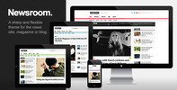 Thumbnail Newsroom - Responsive News & Magazine Theme