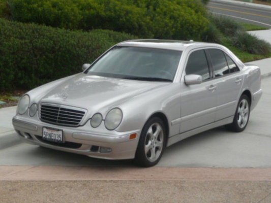 1998 2002 mercedes benz e320 service repair manual for Mercedes benz e320 service manual