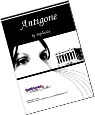 the power of choice in sophocles antigone A basic level guide to some of the best known and loved works of prose, poetry and drama from ancient greece - antigone by sophocles.