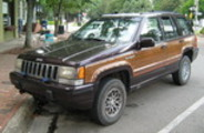 Thumbnail The BEST 1993 Jeep Grand Wagoneer Factory Service Manual