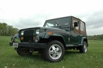 Thumbnail The BEST 1994 Jeep Wrangler YJ Factory Service Manual
