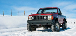 Thumbnail The BEST 1988 Jeep Factory Service Manual