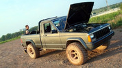 Thumbnail The BEST 1990 Jeep Comanche Factory Service Manual