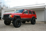 Thumbnail The BEST 1996 Jeep Cherokee XJ Factory Service Manual