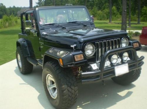 Pay for The BEST 1999 Jeep Wrangler Factory Service Manual
