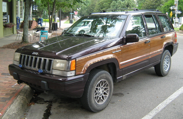 Pay for The BEST 1993 Jeep Grand Wagoneer Factory Service Manual