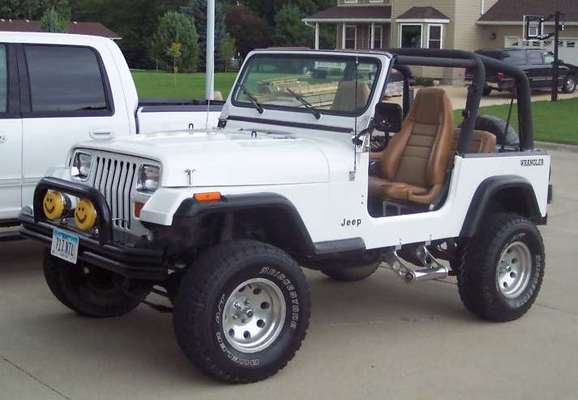 The Best 1993 Jeep Wrangler Yj Factory Service Manual