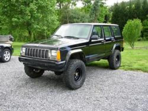Pay for The BEST 1988 Jeep Cherokee Factory Service Manual